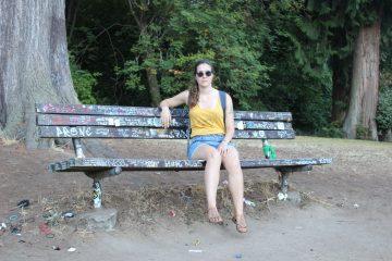 Viretta Park Seattle - Parc hommage à Kurt Cobain