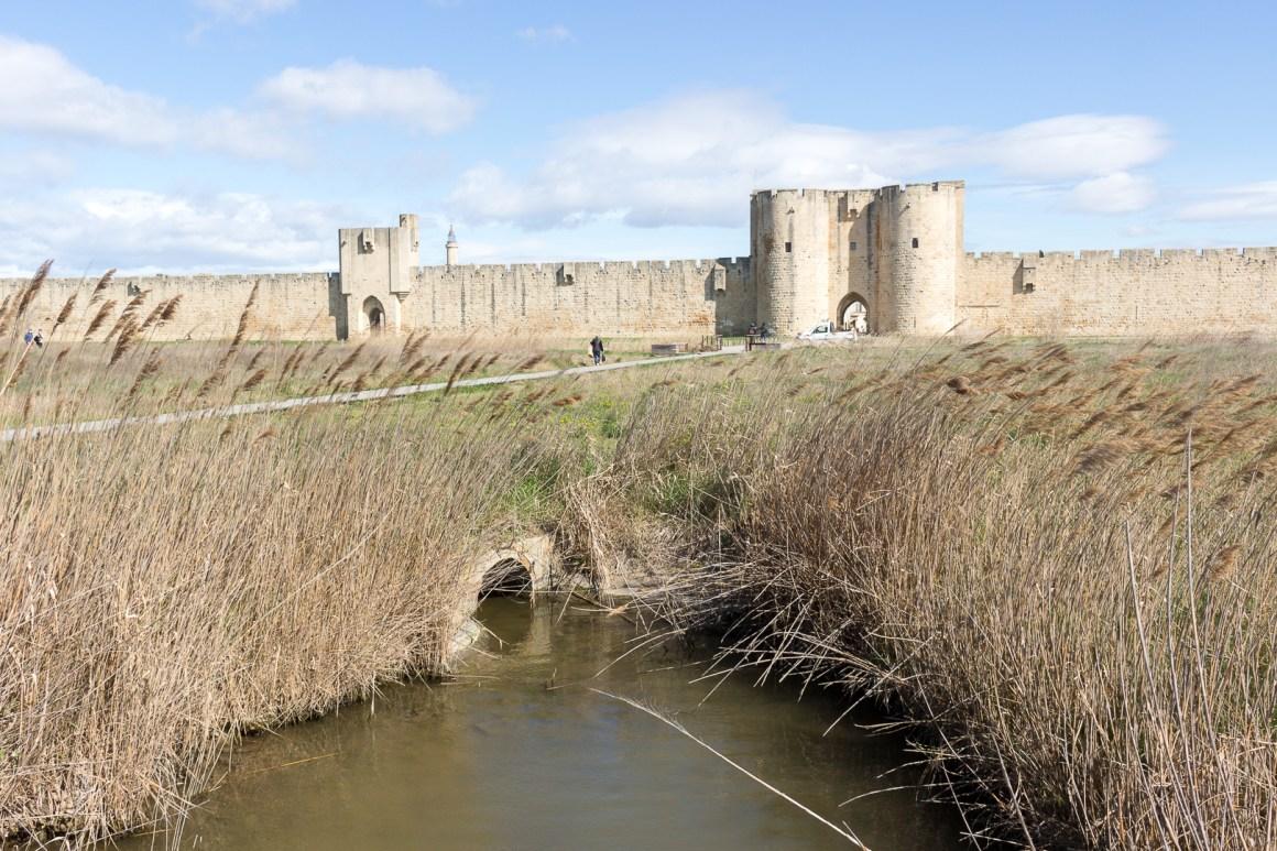 Remparts d'Aigues-Mortes