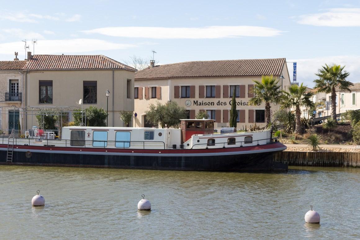 Hôtel Maison des Croisades à Aigues-Mortes