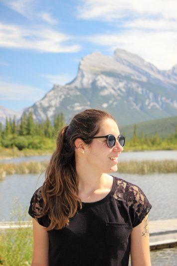 Lac vermillions Banff