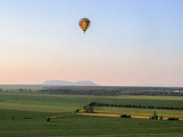 Vol en Montgolfière à St Jean sur Richelieu au Québec Soif de Voyages