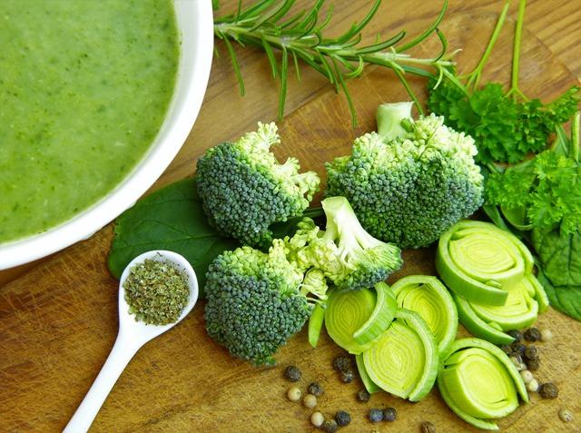 soupe crue source de vitamine C