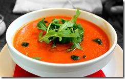 soupe crue