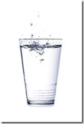 probiotique grand verre d'eau