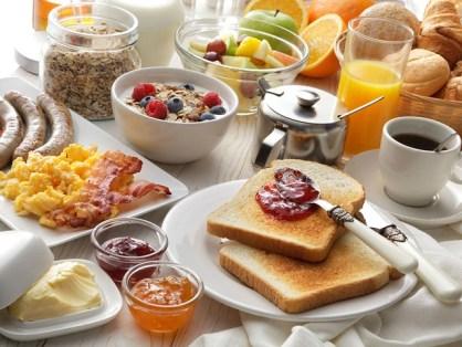petit déjeuner équilibré avant