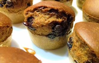 muffin sans gluten sans beurre