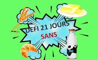 supprimer le gluten et le lait