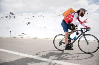 Passo dello Stelvio (alt: 2758m)Stage 16: Rovett › Bormio (222km)100th Giro d'Italia 2017