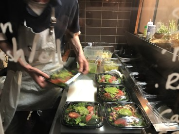Menu creation & Chef training @Braun Notes