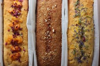Organic Cakes for Café Smorgas