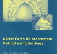 A New Earth Rainforcement Method using Soilbags