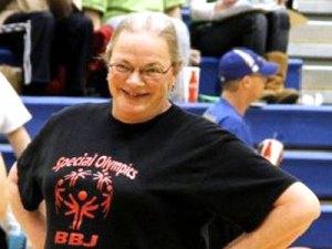 """""""SPIRIT OF SPECIAL OLYMPICS""""  Volunteer of the Year 2016 – Ellen Norfrey"""