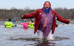 2020 Boonville Polar Plunge @ Scales Lake Park | Boonville | Indiana | United States