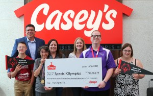 Casey's April Giving Campaign Raises More than $790,000 for Special Olympics