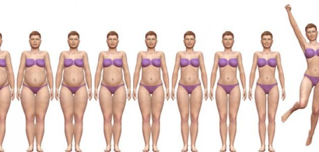 peut avoir l air de maigrir sans perdre du poids