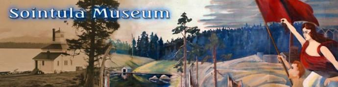 Sointula history banner
