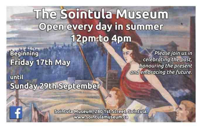Sointula Museum Summer 2019