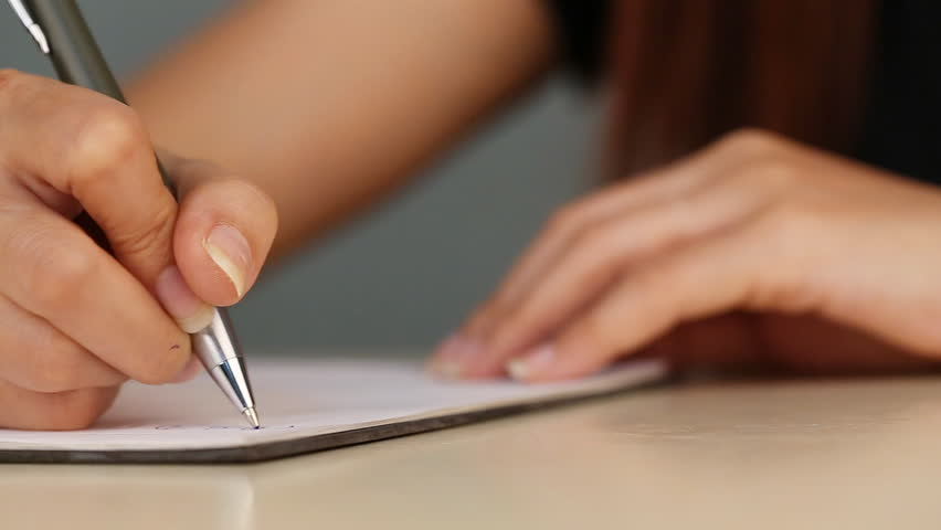 writing-with-pen-and-paper