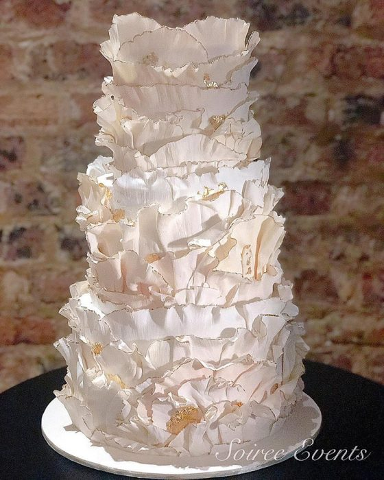 textured-ruffle-wedding-cake-with-gold-edges.jpg
