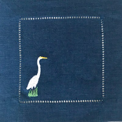 Heron Cocktail Napkins