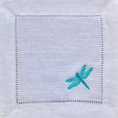 Dragon Fly Cocktail Napkins