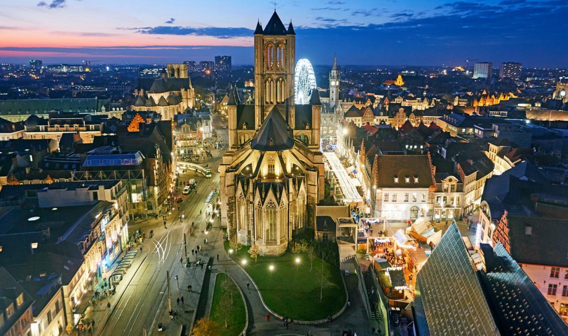 Gand troisi232me meilleure ville dEurope pour le shopping