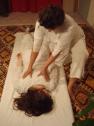 Photo d'un massage Shiatsu à SoiZen