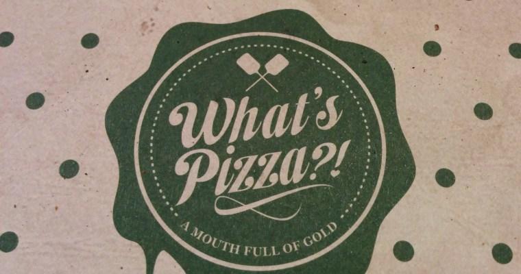 Neu in Düsseldorf: What's Pizza