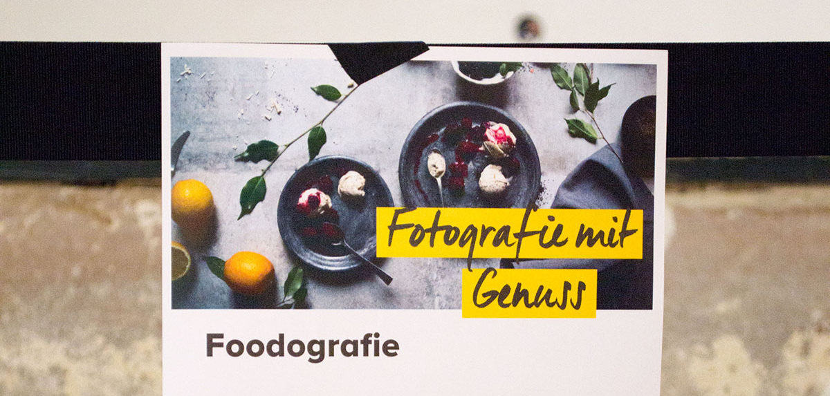 Foodographie-Workshop in der Foto-Koch-Akademie