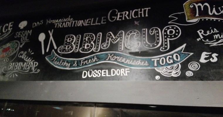 Getestet: Koreanisches Bibimbap bei Bibimcup in Düsseldorf