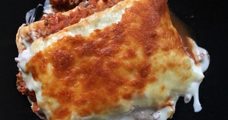 Leckere und schnelle Veggie-Lasagne