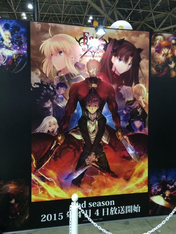 [ANIME] Fate/ Stay Night: Unlimited Blade Works Part 2 gets new visual, PV and release date