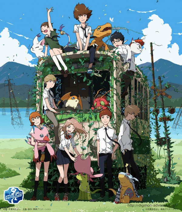Digimon gets new anime film project to celebrate 20th anniversary