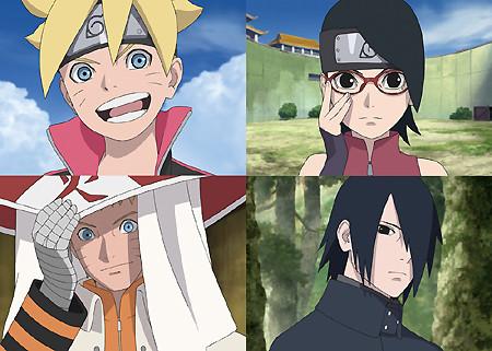 [ANIME] New Boruto: Naruto the movie screenshots reveal Boruto and Sarada, their seiyuus revealed