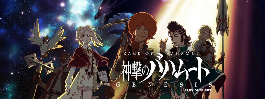 [ANIME] Smartphone game, Rage of Bahamut, gets a second anime adaptation