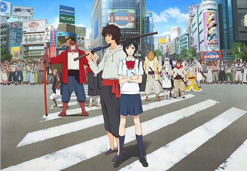 [ANIME] Mamoru Hosoda's The Boy and The Beast movie debuts at #1 in Japan's Box Office