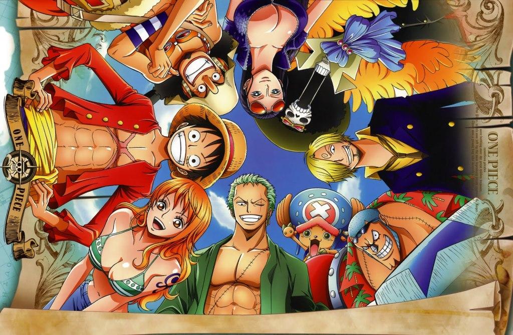 [MANGA] Shounen Jump editor: One Piece ain't ending any time soon