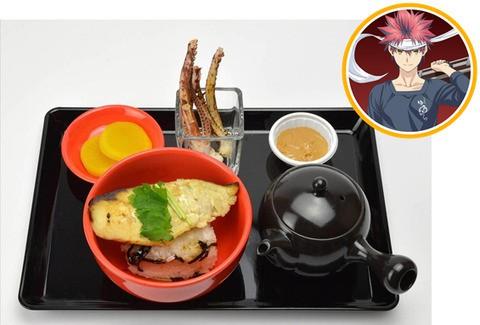 [FOOD] J-World Tokyo offers up some Food Wars: Shokugeki no Soma-inspired treats