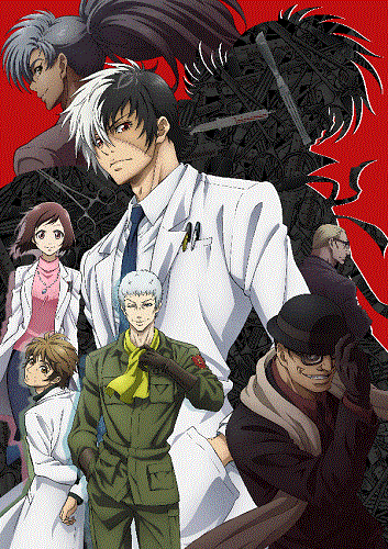 [ANIME] Young Black Jack anime visual, PV, cast, and release announced