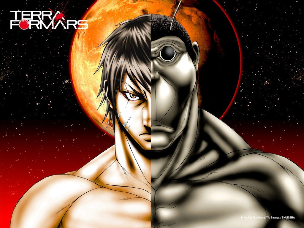 Terra Formars manga returns after year-long hiatus