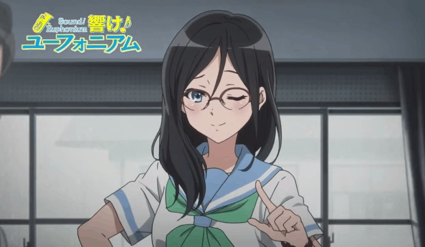 [ANIME] Sound! Euphonium extra episode to come with Blu-ray/DVD Vol. 7