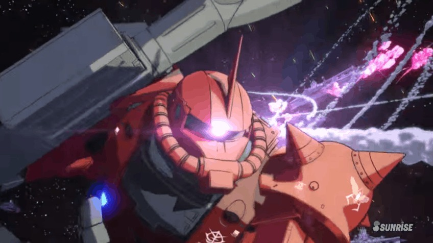 [ANIME] First eight minutes of Mobile Suit Gundam the Origin II: Artesia's Sorrow