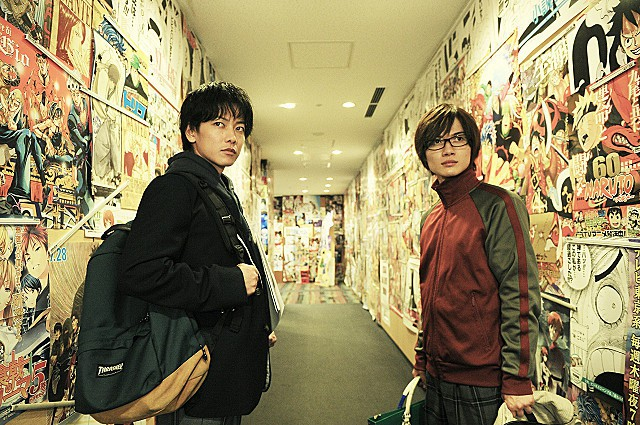 [MOVIE] Live-action Bakuman debuts at #1 in the Japanese box office