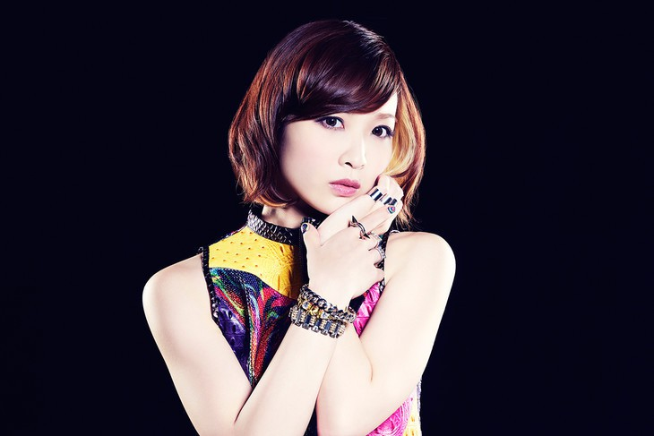 [ANISONG] May'n performs both 2nd OP and 2nd ED for Aquarion Logos