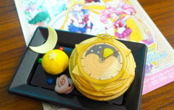 [JFOOD] Sailor Moon Crystal takes over Namja Town with goodies inspired by the anime