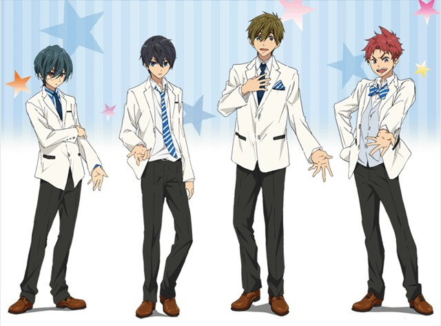 [LOOT] Lawson teams up with High Speed! -Free! Starting Days- film for new collaboration