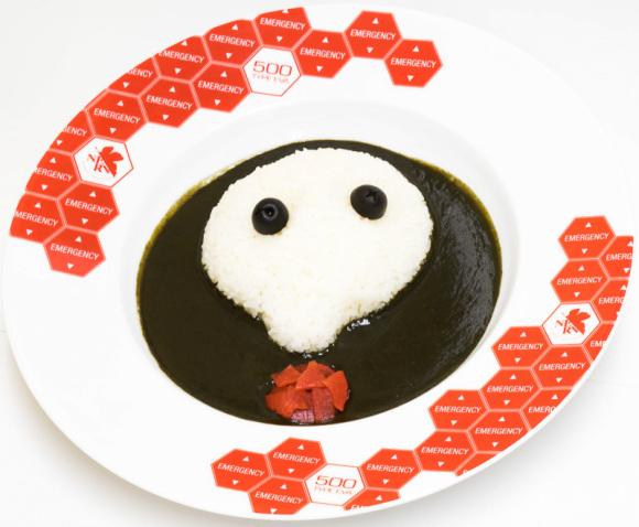 [FOOD] 500 Type Eva Cafe serves up some Evangelion Shinkansen-themed goodies