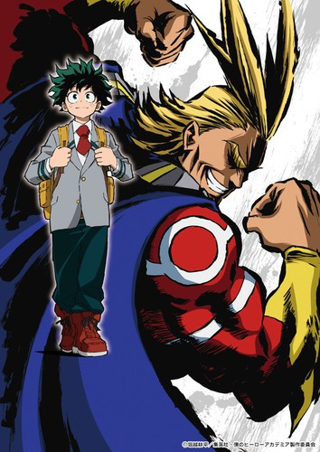 [ANIME] My Hero Academia's first PV revealed