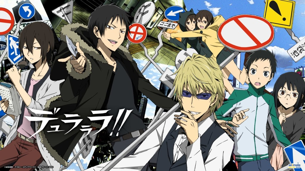 [ANISONG] Durarara!!×2 Ketsu's OP to be performed by FLOW, ED to be performed by Penguin Research