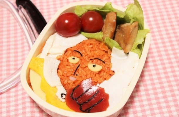 [FOOD] Defeat Your Hunter With One Punch! One Punch Man Saitama Charaben